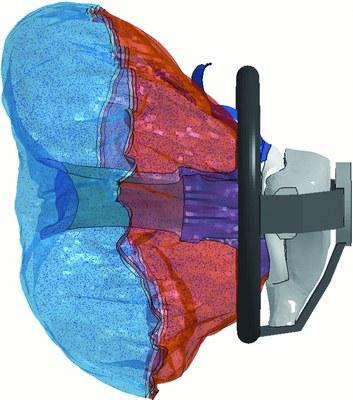 CPM zur Airbagmodellierung