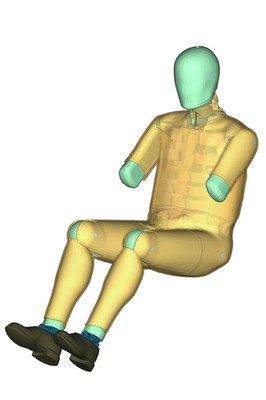 Dummy-/FGS-Impaktormodellierung